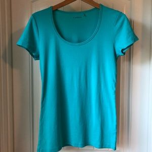 Caslon cotton tee shirt
